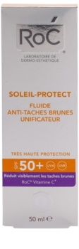 RoC Soleil Protexion+ Light Protective Fluid against Dark Spots SPF 50+
