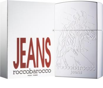 Roccobarocco Jeans Pour Femme parfémovaná voda pro ženy 75 ml