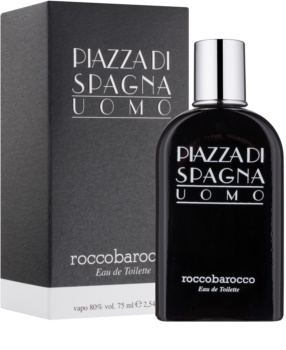 Roccobarocco Piazza di Spagna Uomo Eau de Toilette for Men 75 ml