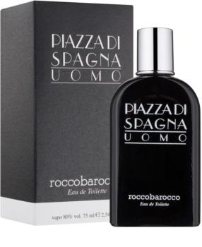 Roccobarocco Piazza di Spagna Uomo toaletní voda pro muže 75 ml