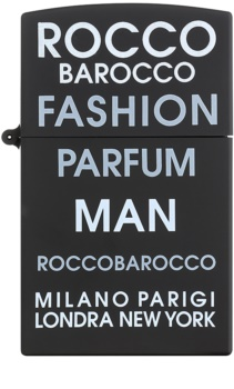Roccobarocco Fashion Man Eau de Toilette para homens 75 ml