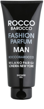 Roccobarocco Fashion Man gel de ducha para hombre 400 ml