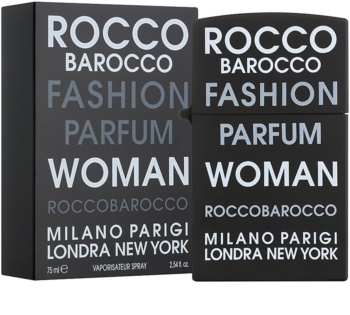 Roccobarocco Fashion Woman eau de parfum nőknek 75 ml