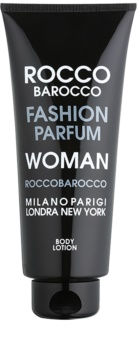 Roccobarocco Fashion Woman lotion corps pour femme 400 ml