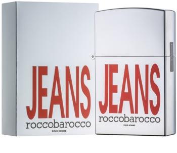 Roccobarocco Jeans Pour Homme Eau de Toilette voor Mannen 75 ml