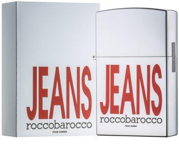 Roccobarocco Jeans Pour Homme toaletní voda pro muže 75 ml