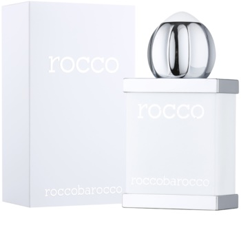 Roccobarocco Rocco White For Men Eau de Toilette für Herren 100 ml