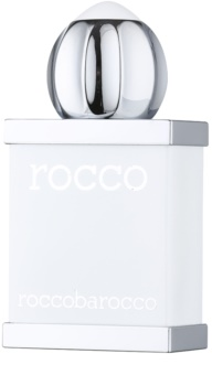 Roccobarocco Rocco White For Men eau de toilette pour homme 100 ml