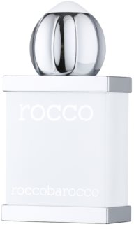 Roccobarocco Rocco White For Men Eau de Toilette voor Mannen 100 ml
