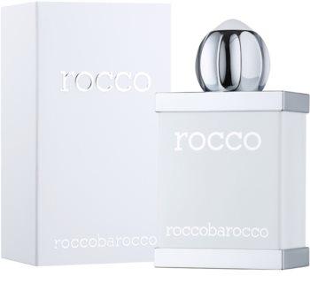 Roccobarocco Rocco White For Men Eau de Toilette for Men 50 ml