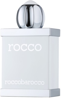 Roccobarocco Rocco White For Men eau de toilette férfiaknak 50 ml