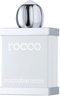 Roccobarocco Rocco White For Men eau de toilette pour homme 50 ml
