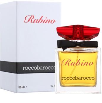Roccobarocco Rubino woda toaletowa dla kobiet 100 ml