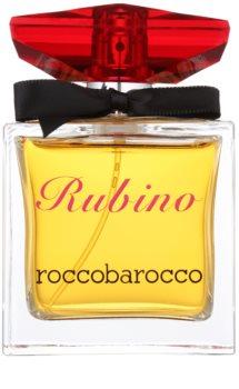 Roccobarocco Rubino eau de toilette para mulheres 100 ml