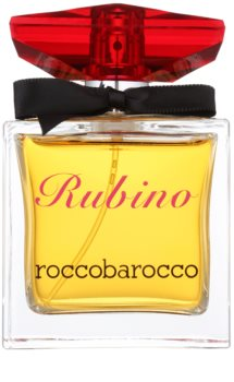 Roccobarocco Rubino eau de toilette pour femme 100 ml