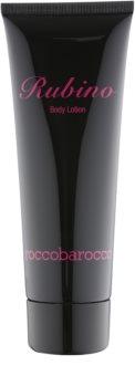 Roccobarocco Rubino latte corpo per donna 250 ml