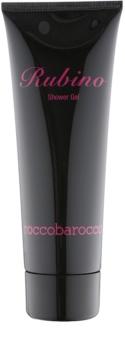 Roccobarocco Rubino Duschgel für Damen 250 ml