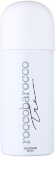 Roccobarocco Tre deospray pro ženy 150 ml