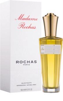 Rochas Madame Rochas Eau de Toilette voor Vrouwen  100 ml