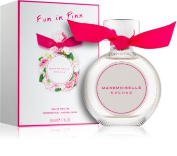 Rochas Mademoiselle Rochas Eau de Toilette for Women 50 ml
