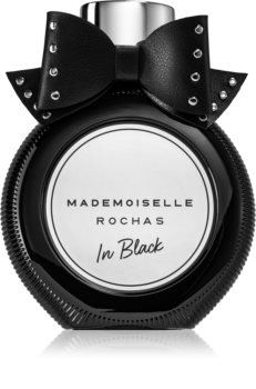 rochas mademoiselle rochas in black