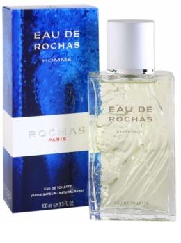 Rochas Eau de Rochas Homme Eau de Toilette für Herren 100 ml