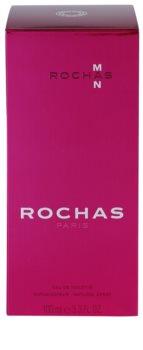 Rochas Man Eau de Toilette for Men 100 ml