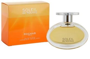 Rochas Soleil De Rochas eau de toilette pour femme 50 ml