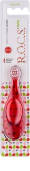 R.O.C.S. Baby cepillo de dientes para niños  extra suave