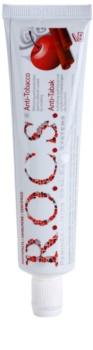 R.O.C.S. Anti-Tobacco zubní pasta pro kuřáky s bělicím účinkem