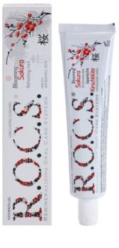 R.O.C.S. Blooming Sakura Refreshing Mint pasta dla zdrowych i pięknych zębów