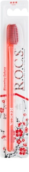 R.O.C.S. Blooming Sakura Professional четка за зъби hard