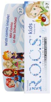 R.O.C.S. Kids Fruity Cone pasta de dientes para niños