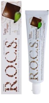R.O.C.S. Taste of Delight Zahncreme für gesunde und schöne Zähne