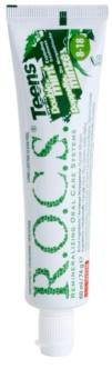 R.O.C.S. Teens Double Mint Exploding Freshness pasta de dientes