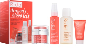Rodial Dragon's Blood lote cosmético I.