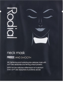 Rodial Glamoxy™ maska za vrat in dekolte
