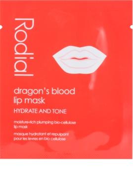 Rodial Dragon's Blood hydratačná maska na pery