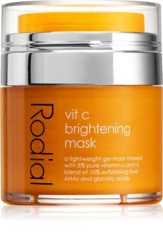 Rodial vit c  maska za pomlađivanje i posvjetljivanje kože s vitaminom C