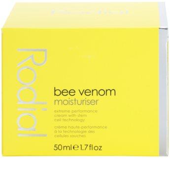 Rodial Bee Venom nawilżający krem do twarzy z jadem pszczelim