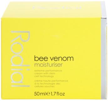 Rodial Bee Venom vlažilna krema za obraz s čebeljim strupom