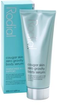 Rodial Cougar Skin Zero Gravity tělové sérum pro zpevnění pokožky