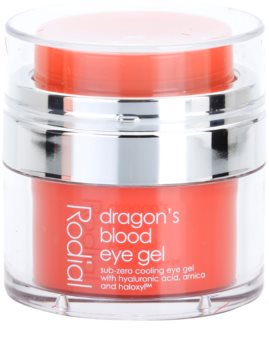Rodial Dragon's Blood gel rinfrescante invisibile