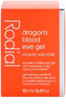 Rodial Dragon's Blood hladilni gel za predel okoli oči