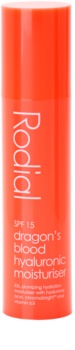 Rodial Dragon's Blood hidratáló fluid SPF 15