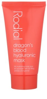 Rodial Dragon's Blood intenzívne vypĺňajúca a hydratačná gélová maska na tvár