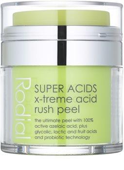 Rodial Super Acids enzymatický peeling pre obnovu povrchu pleti