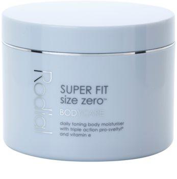 Rodial Super Fit зволожуючий крем для тіла для зміцнення шкіри