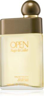Roger & Gallet Open eau de toilette para hombre