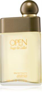 Roger & Gallet Open eau de toilette para homens 100 ml